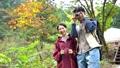 Couple trekking mountaineering outdoor image 59722129