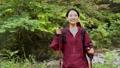 Trekking female mountain girl mountaineering outdoor image 59722136