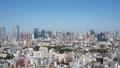 4K 東京風景 恵比寿より東京タワー タイムラプス ティルトダウン 60083739