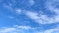 流れる雲(タイムラプス) 60425398