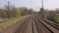 Railway travel rear view 60562981