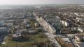 Town aerial view, Tatabanya 60566391