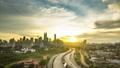 Time lapse of Kuala Lumpur City Malaysia. 60717325