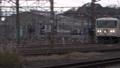 東海道線 鎌倉市岡本 4K 61089760