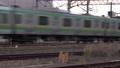 東海道線 鎌倉市岡本 4K 61089761