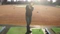 ゴルフ ゴルフ練習 シューティングレンジ 打ちっぱなし 男性 40代 趣味 スポーツ  61113207
