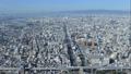 【大阪のビジネス街】 (time lapse) 大阪府大阪市阿倍野区阿倍野筋1 61151017