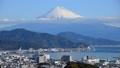日本平からの富士山-6133720 61174832