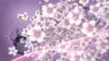 桜と墨のスパーク ループ 61277682