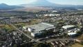 裾野市上空から望む富士山 61298874