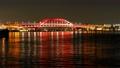 神戸大橋 夜景 タイムラプス 4K 61693772
