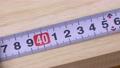 集成材の計測と墨付け 61916439