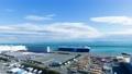 東京灣2020川崎港時間推移京濱工業區貿易/物流基地空中復制空間 61959829