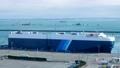 東京灣2020川崎港口遊戲中時光倒流Car Carrier自動車Car Loading Tilt 61959855