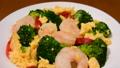 海老とブロッコリーの炒め物 62469882