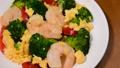 海老とブロッコリーの炒め物 62524589