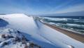雪景区鸟取沙丘 62555573