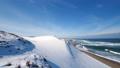 雪景区鸟取沙丘 62555575