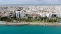 Drone view of Limassol city and marina harbor, Cyprus 62772119