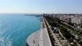 Drone view of Limassol city and marina harbor, Cyprus 62772123