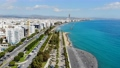 Drone view of Limassol city and marina harbor, Cyprus 62772124