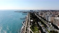 Drone view of Limassol city and marina harbor, Cyprus 62772126
