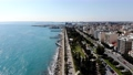 Drone view of Limassol city and marina harbor, Cyprus 62772129