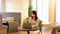 PC work Women who stretch 62944984