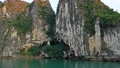 Beautiful view of rock island in Halong Bay, Vietnam.It is a beautiful natural wonder in northern Vietnam near the Chinese border. 63094052