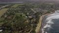 Aerial view of a rocky region of coastal Puerto Rico. 63105451