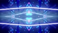 colorful kaleidoscope style 3d render animation 63112166