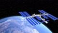 สถานีอวกาศนานาชาติ ISS และ Earth @ perming3DCG 63262065