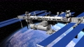 ISS International Space Station and Earth @ perming3DCG 63262070