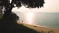 beautiful sunset landscapes on beach in Thailand. 63567790