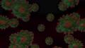 冠状病毒II图像CG perming3DCG 63898641
