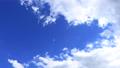 藍天白雲流動時間流逝 64296277