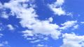 藍天白雲流動時間流逝 64296279
