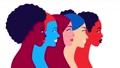 Women community and feminism movement 64619669