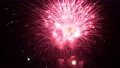 multi-colored festive fireworks fireworks in the night sky 64674326