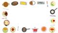 烹饪烹调设备厨房框架装饰框架副本空间 64918714
