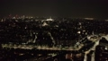 Night Aerial View Of Milan Italy With Navigli Area And Duomo Cathedral In Background 65033261