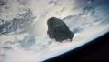 Dangerous asteroid approaching planet Earth 65358836