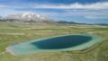 Vrazje lake in Durmitor national park, aerial view 65421715
