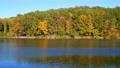 Autumn Colorful Foliage with Lake 65465730