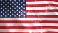 USA flag and fireworks background 65495965