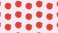 トマト柄のパターン動画素材01 65587250