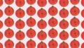 トマト柄のパターン動画素材01 65587251