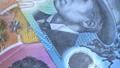 Australian 10 dollar AUD banknotes close up 65649027