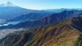 河口湖と富士山空撮 65741148