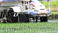 Rice transplanter Agriculture rice planting 65855361